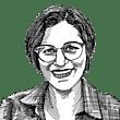 סוכינה סואעד / איור: גיל ג'יבלי