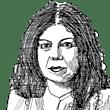 פרידה ג'אבר בראנסי / איור: גיל ג'יבלי
