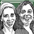 חולוד אדריס ויעלה מזור / איור: גיל ג'יבלי