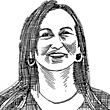 בלה אברהמס / איור: גיל ג'יבלי