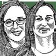בלה אברהמס ורונית לוי / איור: גיל ג'יבלי