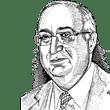 מנואל טרכטנברג / איור: גיל ג'יבלי