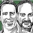 ברק גונן והראל פרימק / איור: גיל ג'יבלי