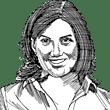 רונית מרום / איור: גיל ג'יבלי