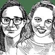 כרמל בלנק ויעל נבון / איור: גיל ג'יבלי