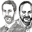 עמית עידו והראל פרימק / איור: גיל ג'יבלי