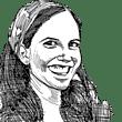 אודליה מינס / איור: גיל ג'יבלי