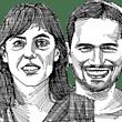 אביעד הומינר רוזנבלום ויערה-מן / איור: גיל ג'יבלי