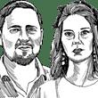 מלכי רוטנר ורפאל הבר / איור: גיל ג'יבלי