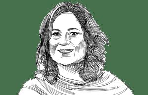 ענבל חרמוני / איור: גיל ג'יבלי