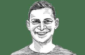 פלג דודוביץ / איור: גיל ג'יבלי