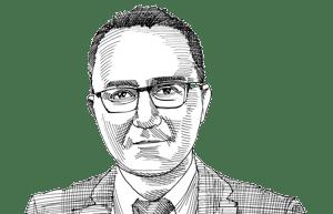 זיאד אבו חבלה / איור: גיל ג'יבלי