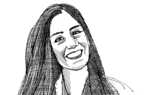 הנאדי שאער / איור: גיל ג'יבלי