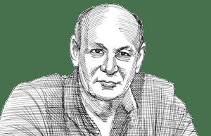 ישראל דוד / איור: גיל ג'יבלי