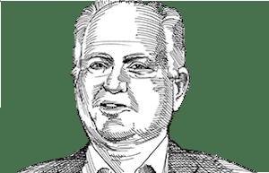אלוף (מיל') עמוס גלעד / איור: גיל ג'יבלי