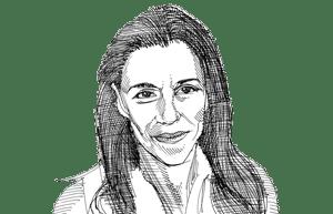 נעה באוער / איור: גיל ג'יבלי