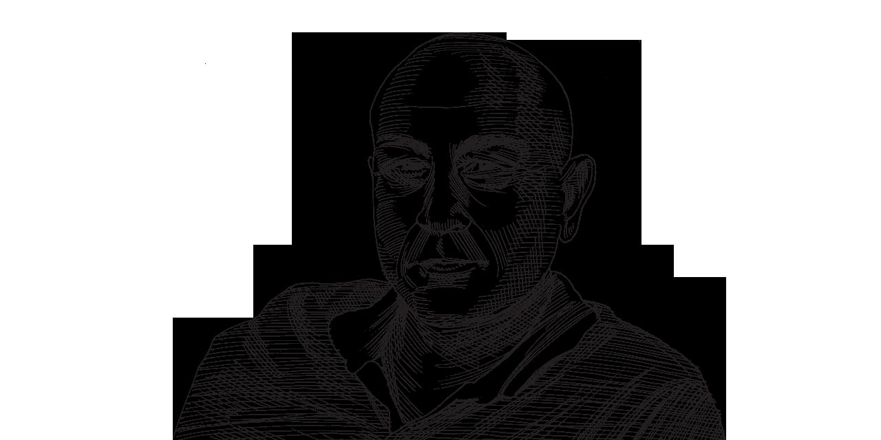 משה סיני / איור: גיל ג'יבלי