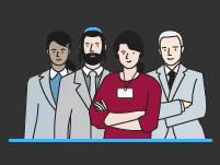 גיוון והכלה בעולם העבודה / צילום: Shutterstock