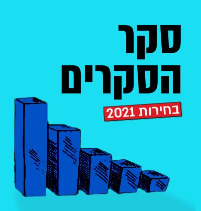 סקר הסקרים 2021