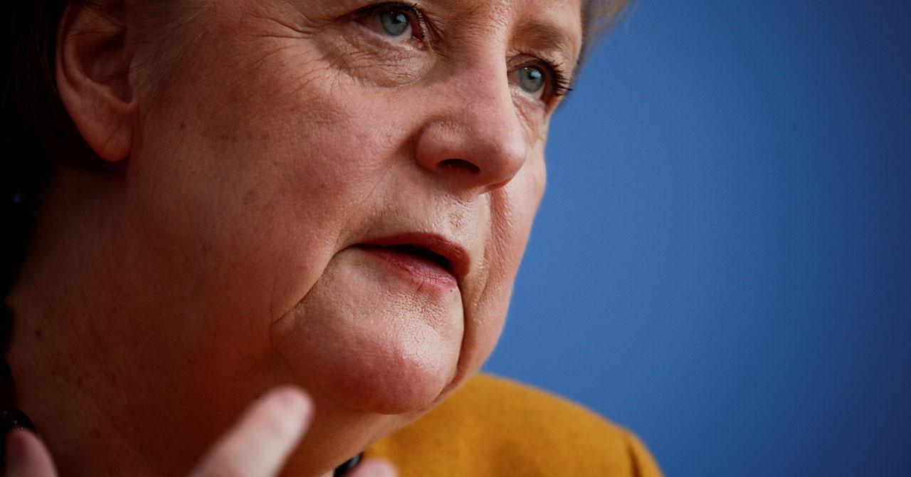 אנגלה מרקל / צילום: Reuters, Hannibal Hanschke