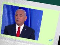 בנימין נתניהו בראיון / צילום: צילום מסך, חדשות 12