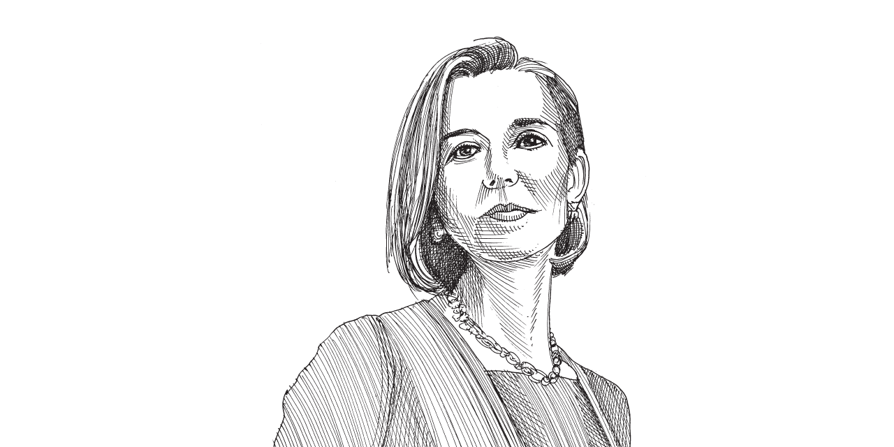 סאלי קראוצ'ק / איור: גיל ג'יבלי