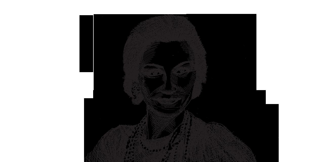קוקו שאנל / איור: גיל ג'יבלי