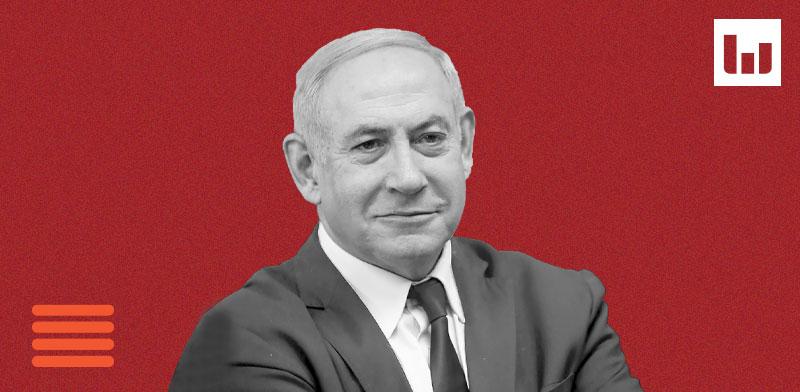 """ראש הממשלה בנימין נתניהו / צילום: אלכס קולומויסקי, """"ידיעות אחרונות"""""""