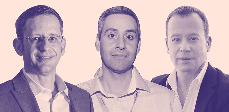 איתמר דויטשר, דודו זבידה, ברק עילם / צילום: לירון אלוני, איל יצהר, שלומי יוסף