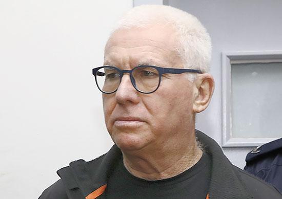 """רוני פלוך, לשעבר מנכ""""ל SBI שווייץ / צילום: אמיר מאירי"""
