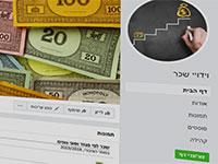 עמוד הפייסבוק וידויי שכר / צילום: צילום מסך
