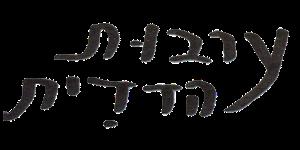 כתב היד של קרן לוי פיוניר