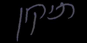 כתב היד של פאולה רוזנברג