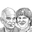 ברוריה עדיני ושאול קמחי / איור: גיל ג'יבלי