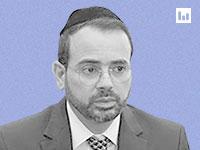 """אוריאל בוסו, ש""""ס נכון להבוקר, גל""""צ, 25.5.21 / צילום: נועם מושקוביץ - דוברות הכנסת"""
