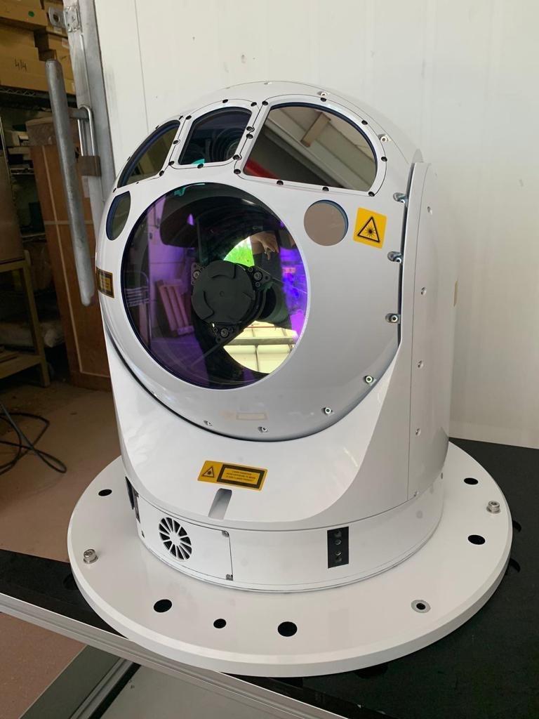 מערכת SPECTRO XR  של אלביט / צילום: אלביט