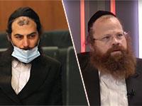 מנחם גשייד ומוטי בבצ'יק / צילום: יוטיוב-Yhuda Shabo, משרד הבריאות