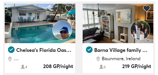מתוך האתר home exchange / צילום: צילום מסך