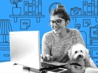 עבודה מהבית זו עוד דרך של עובדים להעלות את שכרם / צילום: Shutterstock