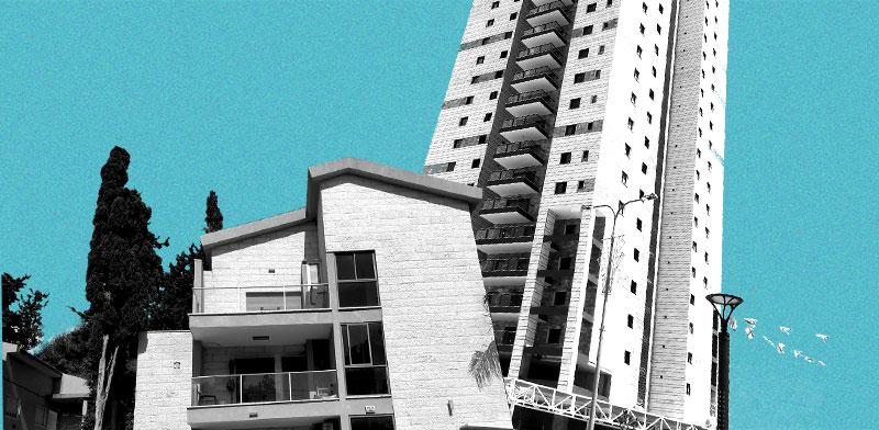 מה אפשר לקנות ב־2.5 מיליון שקל באזור חיפה / עיבוד: טלי בוגדנובסקי