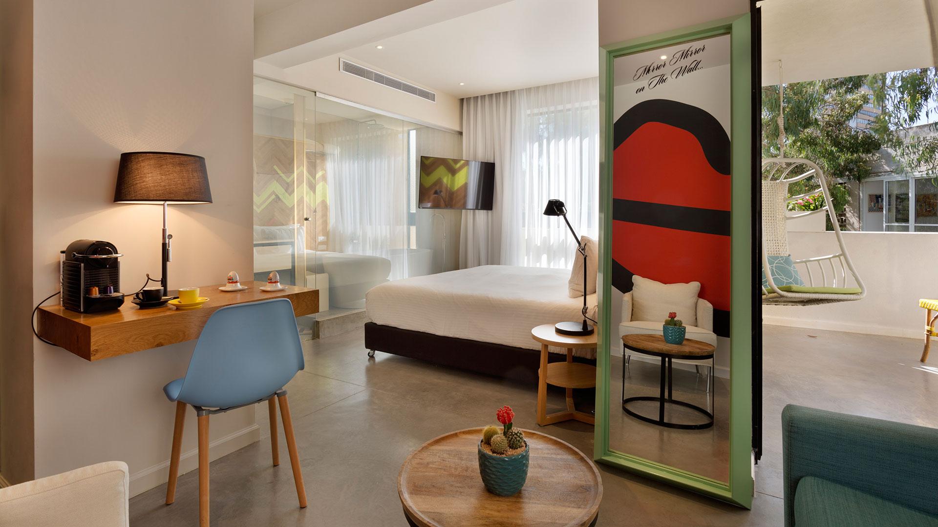 מלון קוקו של 7MINDS / צילום: באדיבות רשת 7MINDS