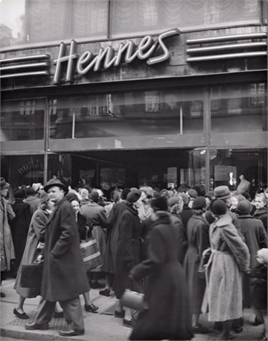 סניף של Hennes, הגלגול הראשון של H&M / צילום: H&M Hennes & Mauritz AB