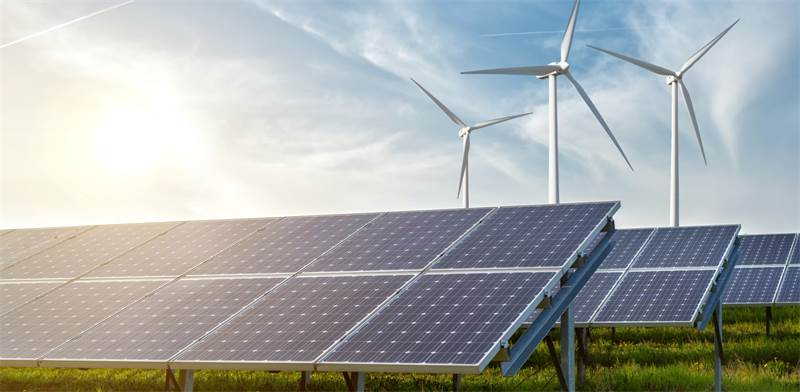 אנרגיות מתחדשות. יותר ויותר משקיעים מתעניינים באסטרטגיית האקלים של ארגונים / צילום: Shutterstock
