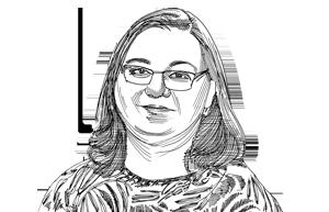 אינה לוי / איור: גיל ג'יבלי