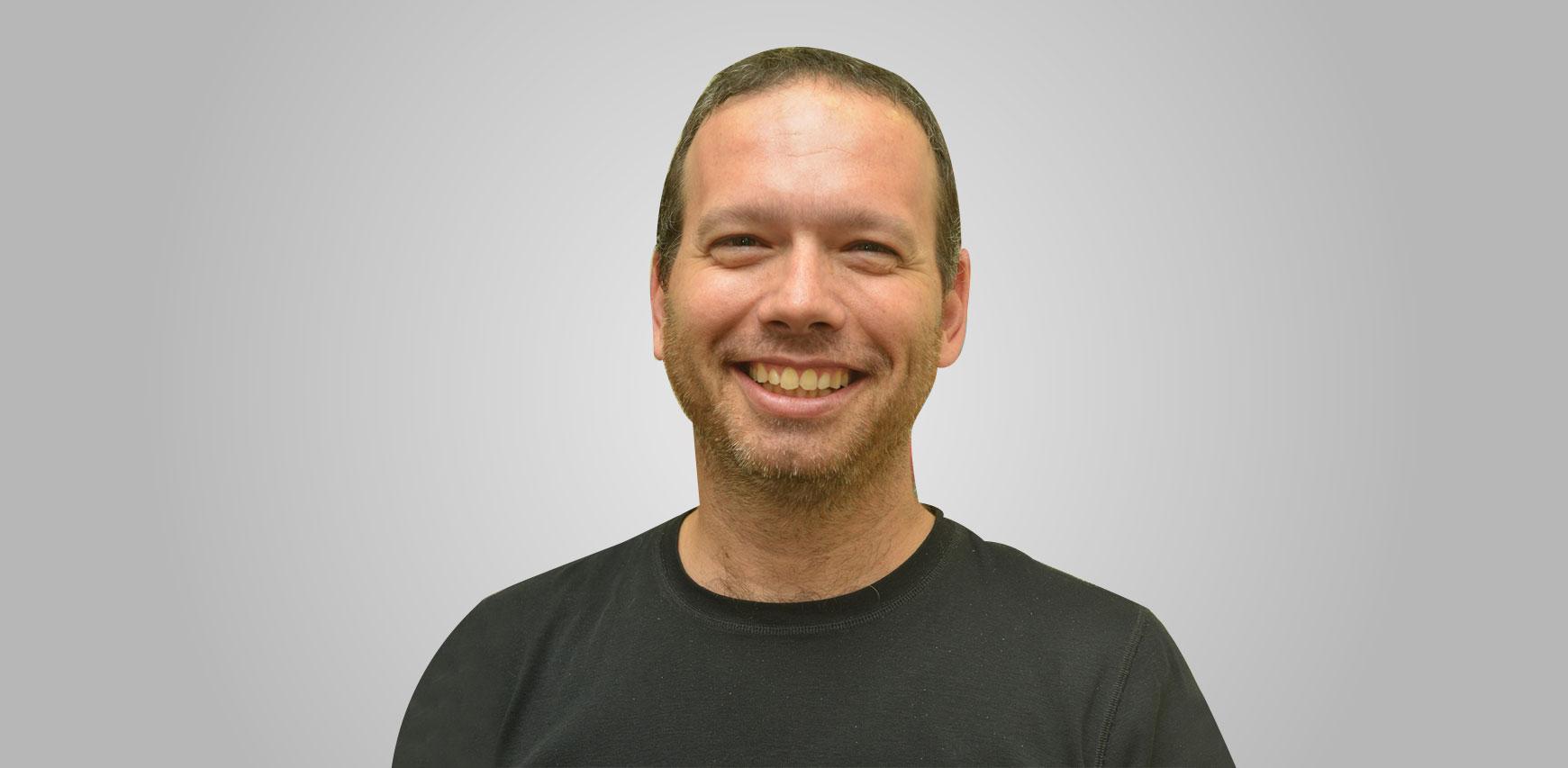 """שגיא שליסר, מנכ""""ל קרייזי לאבס וממייסדי החברה / צילום: תמר מצפי"""