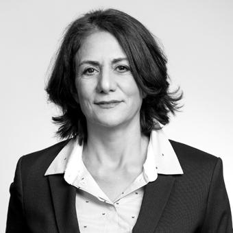 רונית גנון-עמית / צילום: מיכה לובוטון
