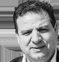 איימן עודה, הרשימה המשותפת / צילום: שלומי יוסף