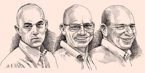 ישראל, הראל וחן שפירא. כל אחד מהאחים מחזיק 15% ממניות החברה