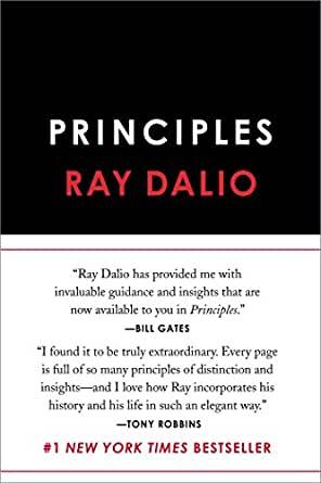 Ray Dalio, Principles