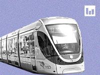 הרכבת הקלה בירושלים / צילום: כפיר הרכבת הקלה בירושלים